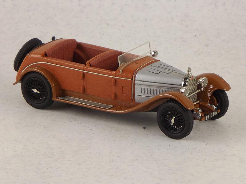 ABC 331 Bugatti T 4 Bugatti t44  Uncle Gino  ch.n.44477 ghia - 1929