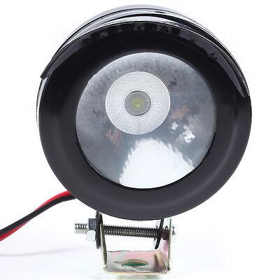 3W 12-80 V Durable Motorcycle E-Bike Scooter CarLED Spot Light Headlight New