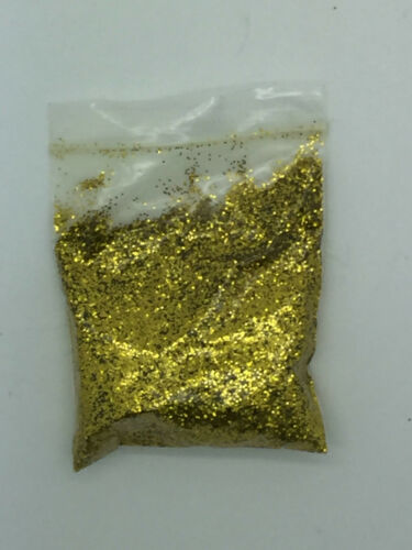 20g HOLOGRAM FINE GLITTER FLAKES IN PACKS 4 colours Crafts Nail Art Card Making