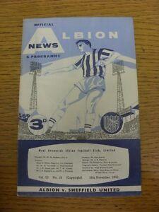 18-11-1961-West-Bromwich-Albion-v-Sheffield-United-Footy-Progs-Bobfrankandelv