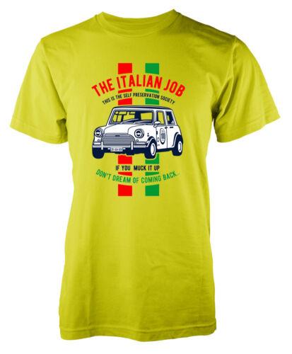 Italian Job Mini Car Kids T-Shirt