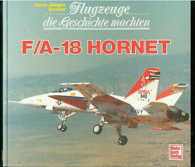 F/a-18 Hornet Flugzeuge Die Geschichte Machten