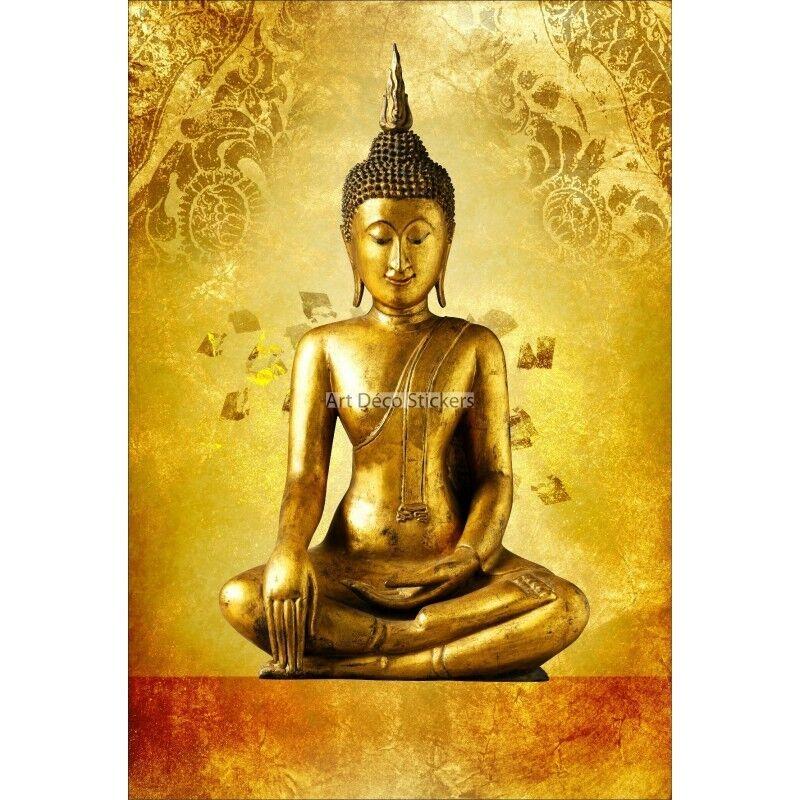 Wandaufkleber Deko  Buddha 1698
