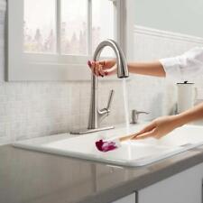 Item 1 Kohler Malleco Touchless Respons R77748 Stainless Steel Pull Down Kitchen  Faucet  Kohler Malleco Touchless Respons R77748 Stainless Steel Pull Down  ...