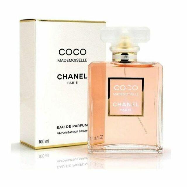 CHANEL Coco Mademoiselle 100ml EDP Eau de Parfum Womens.Sealed.In box.