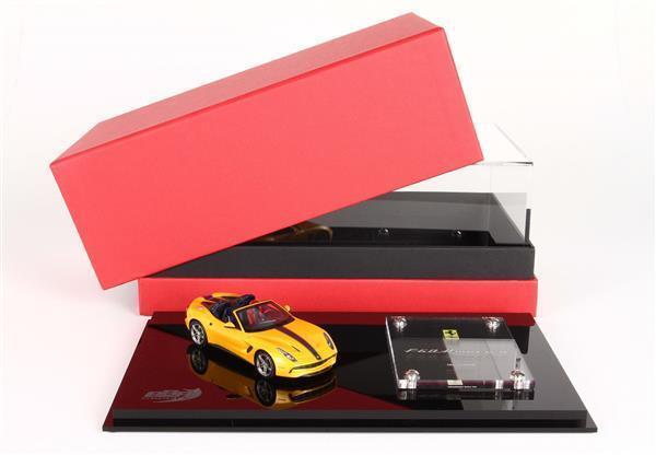 BBR Ferrari F60 America giallo  1:43 BBRC182CCO