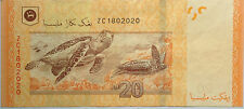 RM20 Zeti sign Replacement Note ZC 1802020