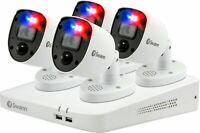 Swann Enforcer 8-Ch. 4-Cam. 2TB DVR Security Surveillance System