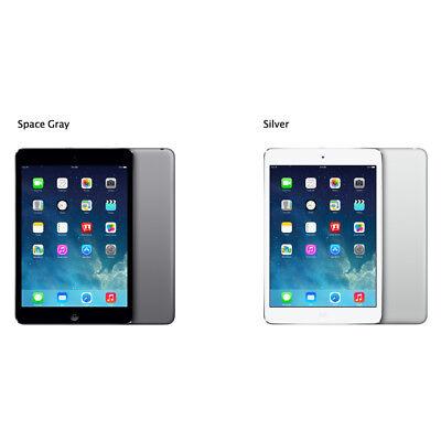 """Apple iPad Mini 2-16GB/ 32GB/ 64GB WiFi Only-7.9"""" Retina-Space Gray/Silver"""