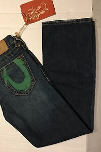 NWT Girls True Religion Bobby Painted Pk Denim Jeans 10