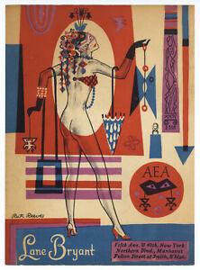 Ruth-Reeves-original-lithograph
