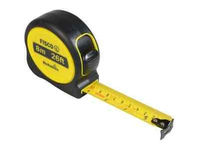 Fisco Hultafors 5m Metre 16ft Matt Coat Tape Measure Measuring Tool PR5ME