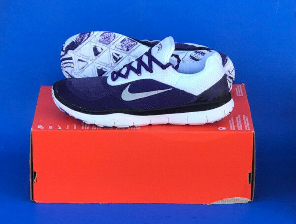 MENS NIKE FREE TRAINER V7 WEEK ZERO TRAINING SHOES   SIZE11.5   TCU HORNED FROGS