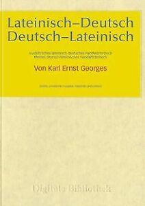 Digitale-Bibliothek-69-Lateinisch-Deutsch-Deutsch-Software-Zustand-gut