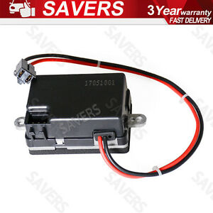 NEW OEM 99-04 GRAND CHEROKEE WJ AUTO TEMP BLOWER MOTOR RESISTOR MODULE /& WIRING