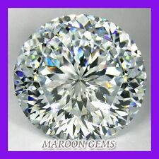 3.30ct. BEAUTIFUL E-F/VVS1 ROUND BRILLIANT LAB WHITE DIAMOND