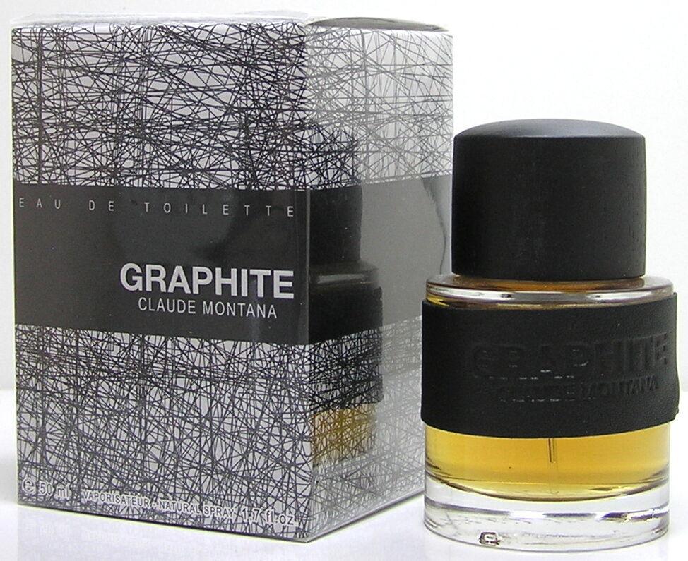 Graphite by Claude Montana Eau De