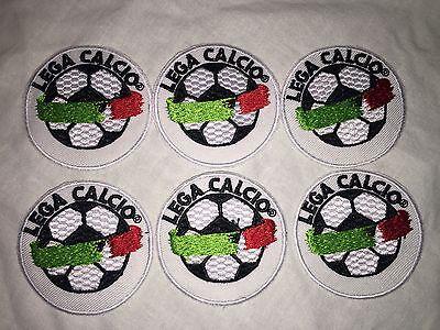 patch toppa serie a italian lega calcio badge 1998 2003 toppa serie a b term