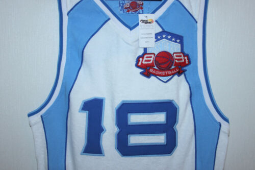 fe14dab30 1 of 4 Pass the roc basketball 1891 blue shirt jersey BNWT - Size S