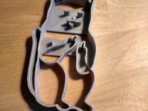 Bad Cat Cookie Pâtisserie Biscuit Cutter Icing Fondant Pâtisserie BAKE Cuisine Chaton