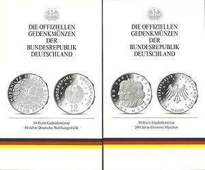 2 x 10 Euro Flyer Echtheitsbescheinigung 2012 ( siehe Abb. 2) ) - Castrop-Rauxel, Deutschland - 2 x 10 Euro Flyer Echtheitsbescheinigung 2012 ( siehe Abb. 2) ) - Castrop-Rauxel, Deutschland