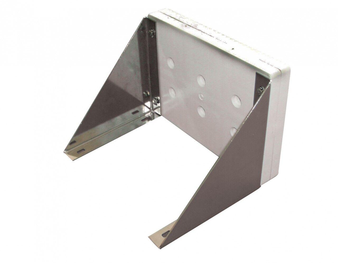 Osculati Motorhalter für Montage Außenborder auf Badeplattform - Edelstahlrahmen