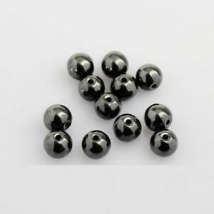 bijoux 20 perles Cube en bois 10mm couleur marron fonçé 10 mm perle bracelet