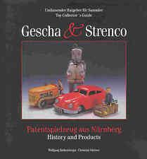 """""""GESCHA & STRENCO""""+++ ALL TOYS EVER MADE !+++ PRICEGUIDE+++NEU/NEW/NEUF !"""