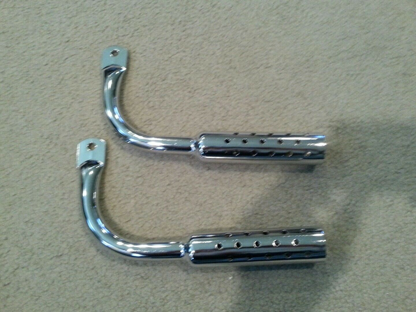 NEW  CHROME  GANGSTER MUFFLERS BEACH  CRUISER LOWRIDER BICYCLES  clients first reputation first