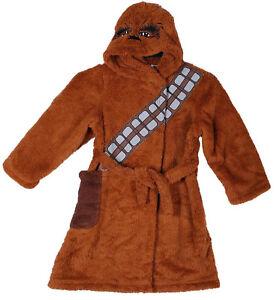 ac23deda895cb Star Wars Official Bown Chewbacca Robe de Chambre Peignoir Chambre ...