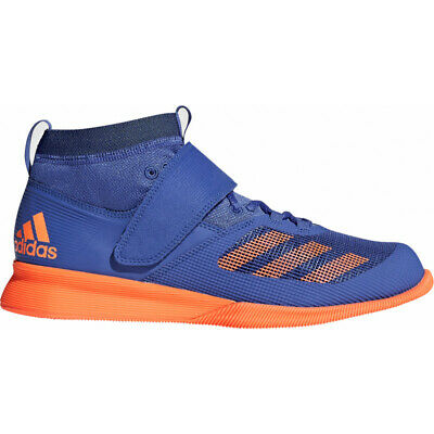 ADIDAS CRAZY POWER RK Weightlifting Athletic Shoes Red