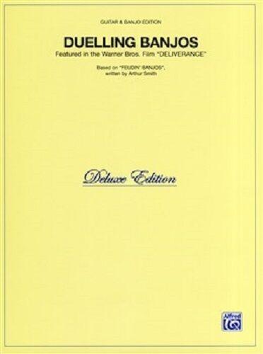 Duelling Banjos From Deliverance Banjo Guitar Sheet Music Book Tab