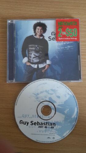 1 of 1 - Just as I Am Guy Sebastian (CD, Dec-2003, BMG (distributor))