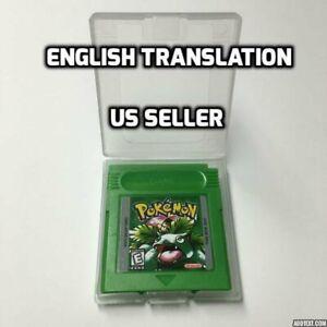 Pokemon-Green-Version-US-SELLER-Gameboy-English-Translated-GBC-Game-Boy