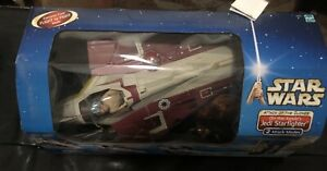 2002-Star-Wars-SEALED-Attack-Of-The-Clones-Obi-Wan-Kenobi-039-s-Jedi-Starfighter