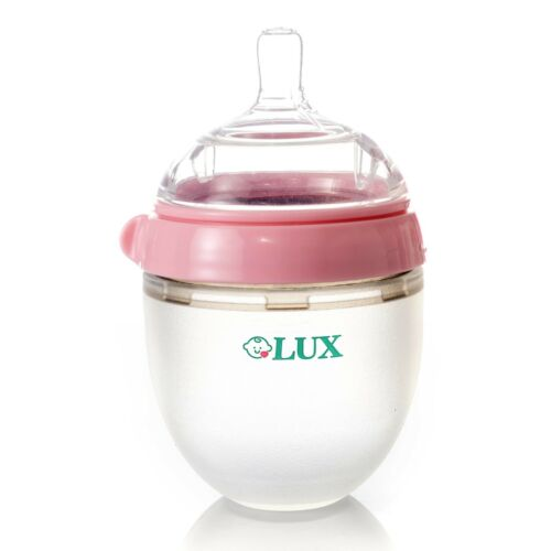 Attractive Soft Silicone Baby Bottle