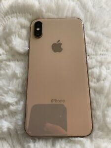 Apple-iPhone-XS-64GB-Gold-Unlocked-A1920-CDMA-GSM