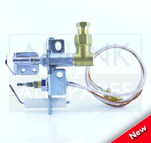B/&Q feu BOLERO modèle br 626 oxypilot électrode /& thermocouple 0540979