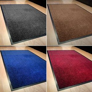 Heavy Duty Non Slip Rubber Barrier Mat Large Amp Small Rugs