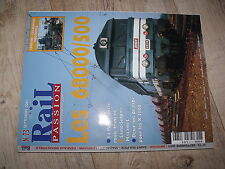 $$ Rail Passion N°73 68000/500 Saint-Sulpice Mazamet X 2800 CF Lorraine