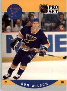 1990-91-Pro-Set-Hockey-Card-Pick-529-704