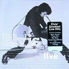 Live 0828768575123 by Elvis Presley CD