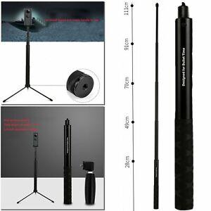 Handheld-Selfie-Stick-Monopod-Extendable-Pole-Camera-Holder-For-Insta360-ONE-X