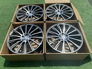 NEW Mercedes-Benz S550 S560 S400 Wheels OE Style Rims AMG