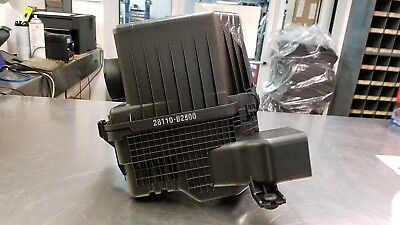 NEW OEM 2014-2016 KIA SOUL ENGINE AIR CLEANER BOX-COMES WITH FILTER