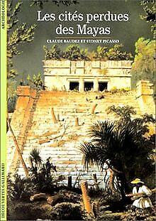 Les cités perdues des Mayas von Claude F Baudez   Buch   Zustand gut