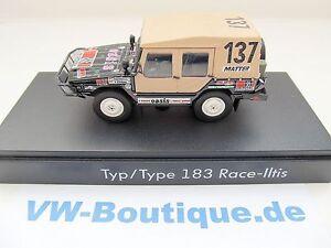 VW-RACE-ILTIS-von-NOREV-en-la-1-43-NEGRO-183099300k1w-NUEVO