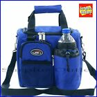 Jumbo Insulated Lunch Bag With Adjustable Shoulder Strap & Removable Liner