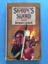 SHARPE'S SWORD - FIRST AMERICAN EDITION BY BERNARD CORNWELL