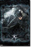 Dark Knight Rises Batman Poster Art Print 22x34 TR5668